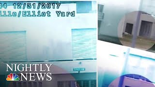 Shocking Video Shows South Carolina Inmate Apparently Left To Die After Fight | NBC Nightly News