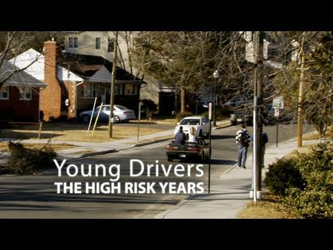 young-drivers:-the-high-risk-years