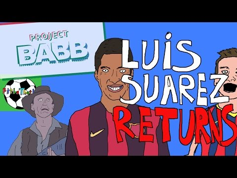 Luis Suarez: Biting Talk