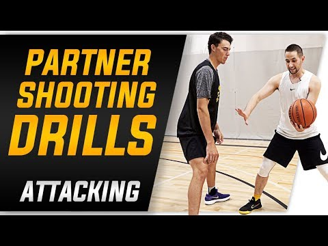 Partner Shooting Drills for Attacking...