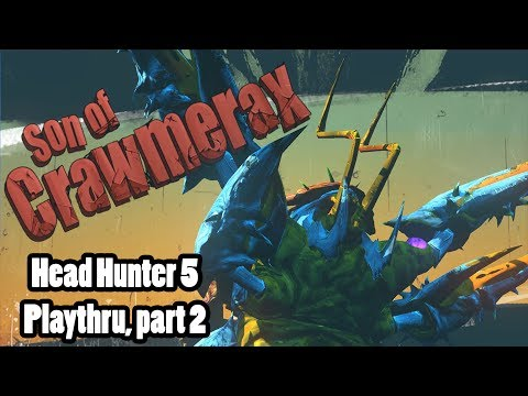 Headhunter 5 Playthru, part 2: Sparky Flynt and friends! |