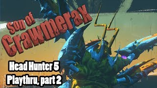 Headhunter 5 Playthru, part 2: Sparky Flynt and friends!