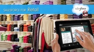 Salesforce Solutions Demo - Retail Industry