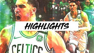 Best Jayson Tatum Highlights 2017-2018 Season | Clip Session