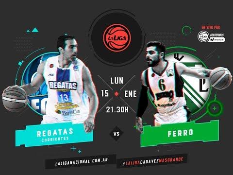 Liga Nacional: Regatas vs. Ferro | #LaLigaEnTyCSports