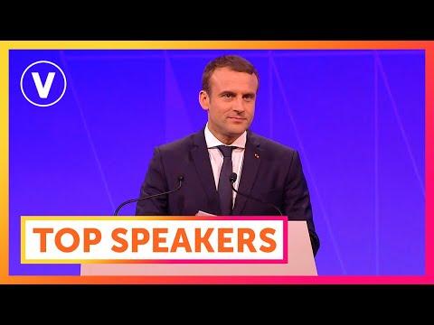 Speech - Emmanuel Macron, President of the French Republic