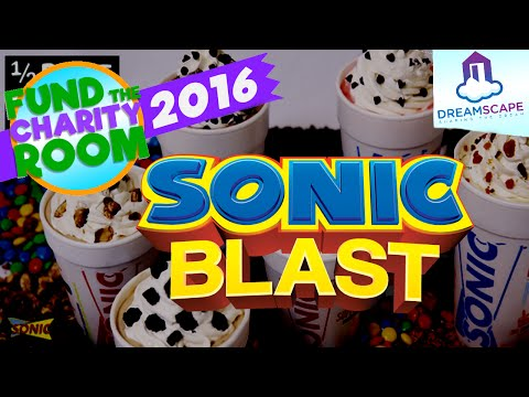 Sonic Blast, Sonic 2, Sonic 3 Complete - Fund The Charity Room