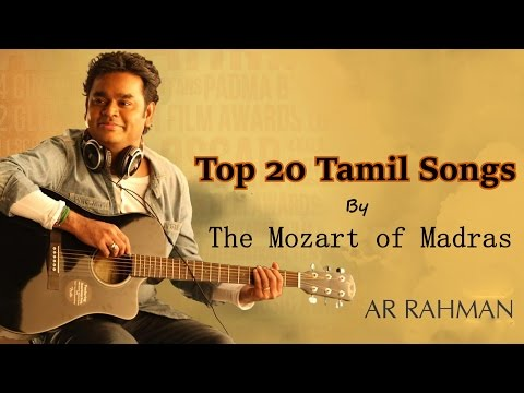 AR Rahman Best 20 Tamil Sgs List