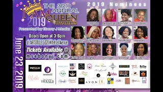 3rd Annual I AM QUEEN AWARDS