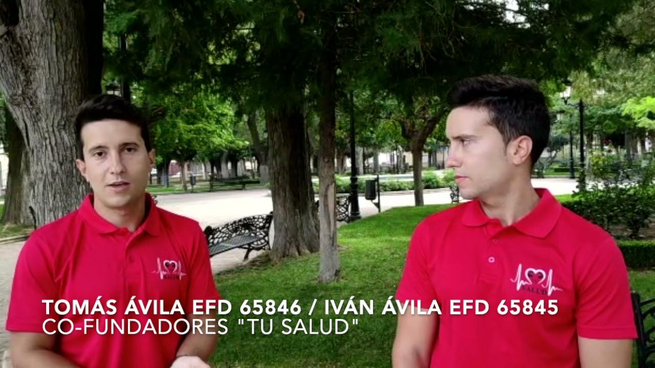 #LANZADERADECOLEGIADOS TOMÁS E IVÁN ÁVILA