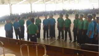 Sisters of Mary Boys Town Choir  He Raise Me Up 02/09/2013
