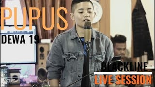 Gambar cover Pupus-Dewa 19 || Blackline Live session