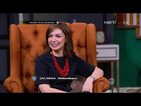 The Best Of Ini Talkshow - Bang Oma Grogi Ditanya Najwa Shihab