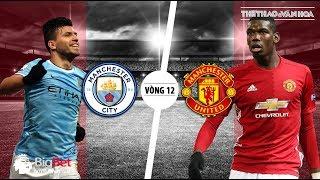 Soi kèo dự đoán kết quả Man City vs Man United - Derby thành Manchester