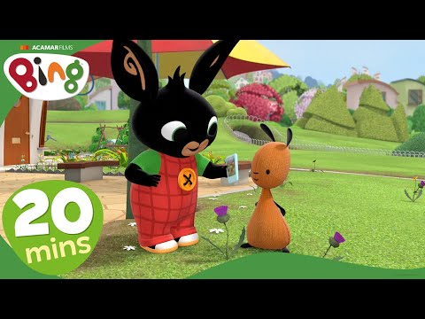 Bing - Out And About | Full Episodes | Videos For Kids | Bing Bunny
