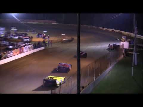 Super Late Model B-Main #1 from Lake Cumberland Speedway, November 11th, 2017.