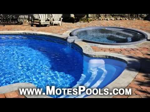 Quality Swimming Pools from Motes Pools, LLC