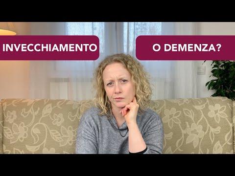 Invecchiamento o demenza? Come riconoscere la differenza e cosa fare.
