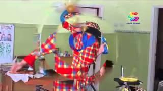 Шоу мыльных пузырей в детском саду в Харькове. Детский праздник, выпускной от geraevent.com.ua