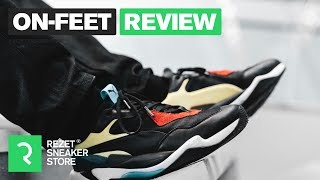 77d01a5c3942 On-feet review - Puma Thunder Spectra