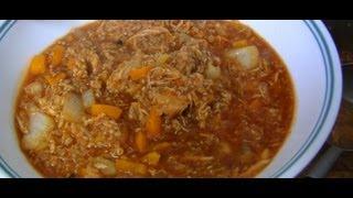 Quinoa Chicken Chili Recipe 30 Minute Meal - Healthy!