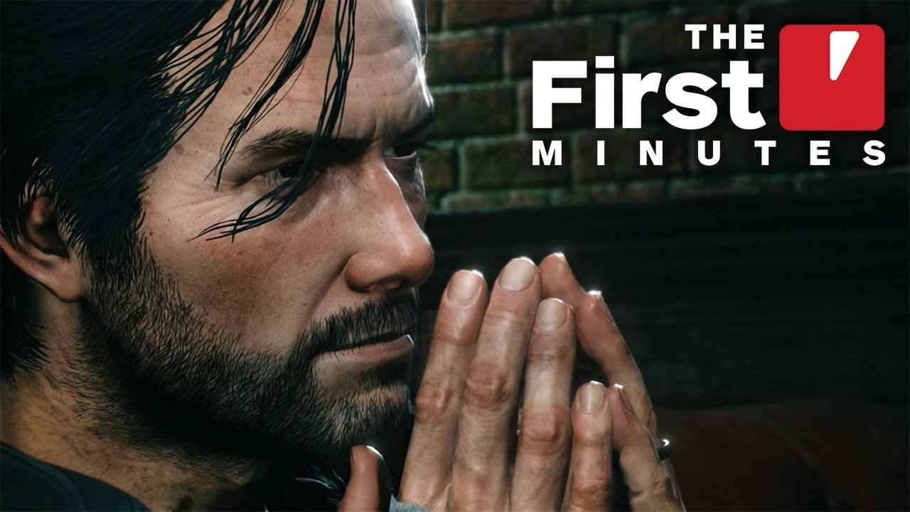The First 15 Minutes of The Evil Within 2