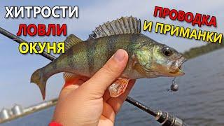 ВАЖНЫЕ ФИШКИ ЛОВЛИ ОКУНЯ - ПРОВОДКА И ПРИМАНКИ. Ловля окуня 2020. Рыбалка на окуня на спиннинг