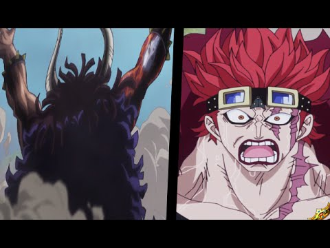 KAIDO FALLS & KID SH*T'S HIMSELF | One Piece Episode 739 Review - KING OF BEAST KAIDO - ワンピース