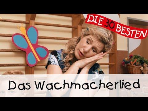 Das Wachmacherlied - Singen, Tanzen und Bewegen || Kinderlieder