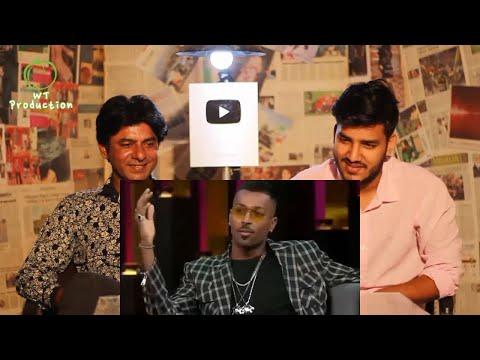 Pakistani Reacts To | Hardik Pandya Roast|Hardik Pandya in Koffee With Karan | Triggered Insaan | RE