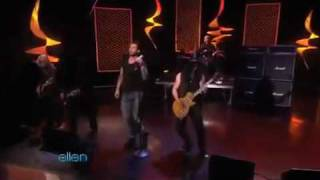 Gotten - Slash feat. Adam Levine live at Ellen show