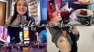self care day in nyc. thumbnail