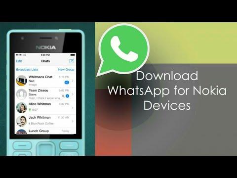 Whatsapp Downloading | Nokia 216 | Nokia 222 | Nokia 225 |Nokia Phones