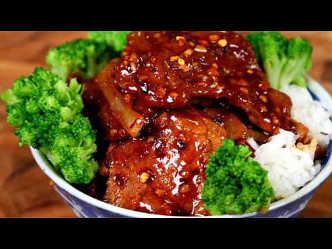 Beef With Broccoli | Beef And Broccoli Stir Fry | Beef Stir Fry With Broccoli Recipe