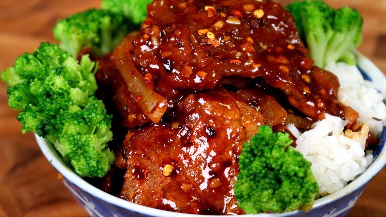 how to make beef broccoli