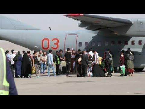 Kabul Airport Resumes Civilian Operations