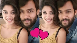 Viral : Oviya and Arav confirm their love with this selfie? | Bigg boss tamil