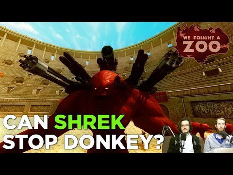 Shrek Was About Military Tactics - WE FOUGHT A ZOO