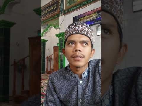 Mirip Tiru Lagam Syeikh Abdurrahman Al Ausy Belajar Ngaji