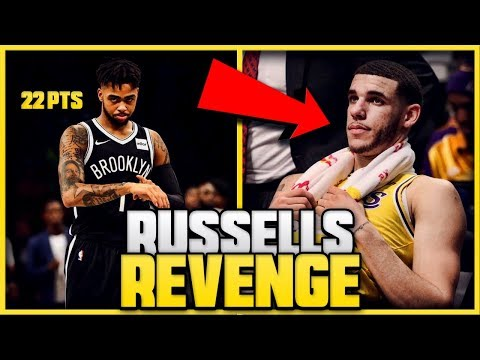 How D'ANGELO RUSSELL Finally Got REVENGE On LONZO BALL And The LAKERS! thumbnail