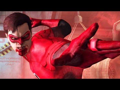 Injustice: Gods Among Us  Red Lantern Hal Jordan!!!