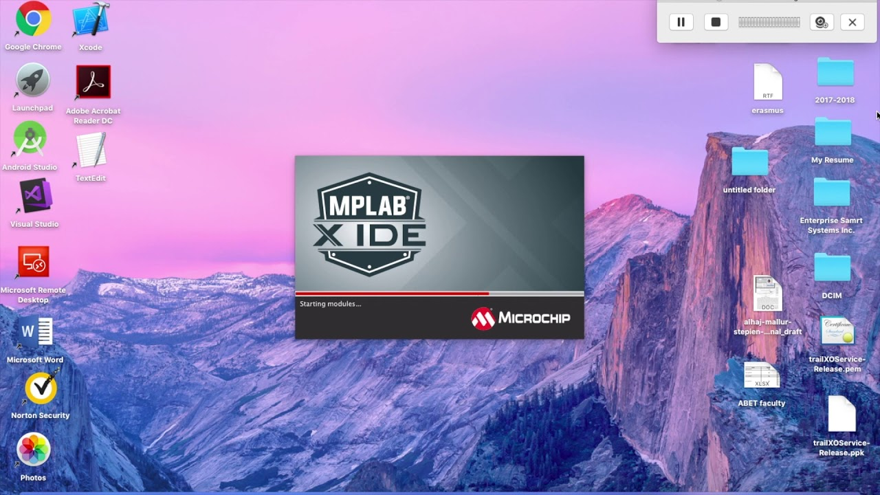 Tutorial (1): How to download and install MPLAB of PIC microcontrollers