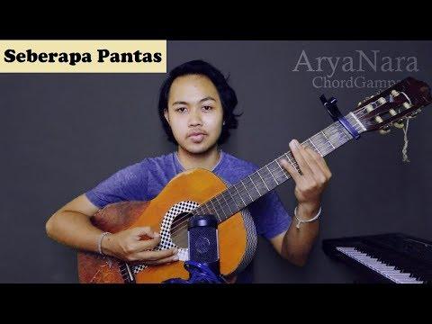 Chord Gampang (Seberapa Pantas - Sheila On 7) by Arya Nara (Tutorial)