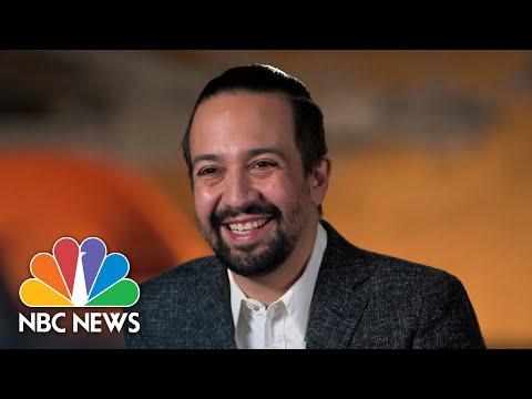 Lin-Manuel Miranda On Fundraising For Covid Relief, Inspiring Future Broadway Performers | NBC News