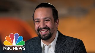 Lin-Manuel Miranda On Fundraising For Covid Relief, Inspiring Future Broadway Performers | NBC News