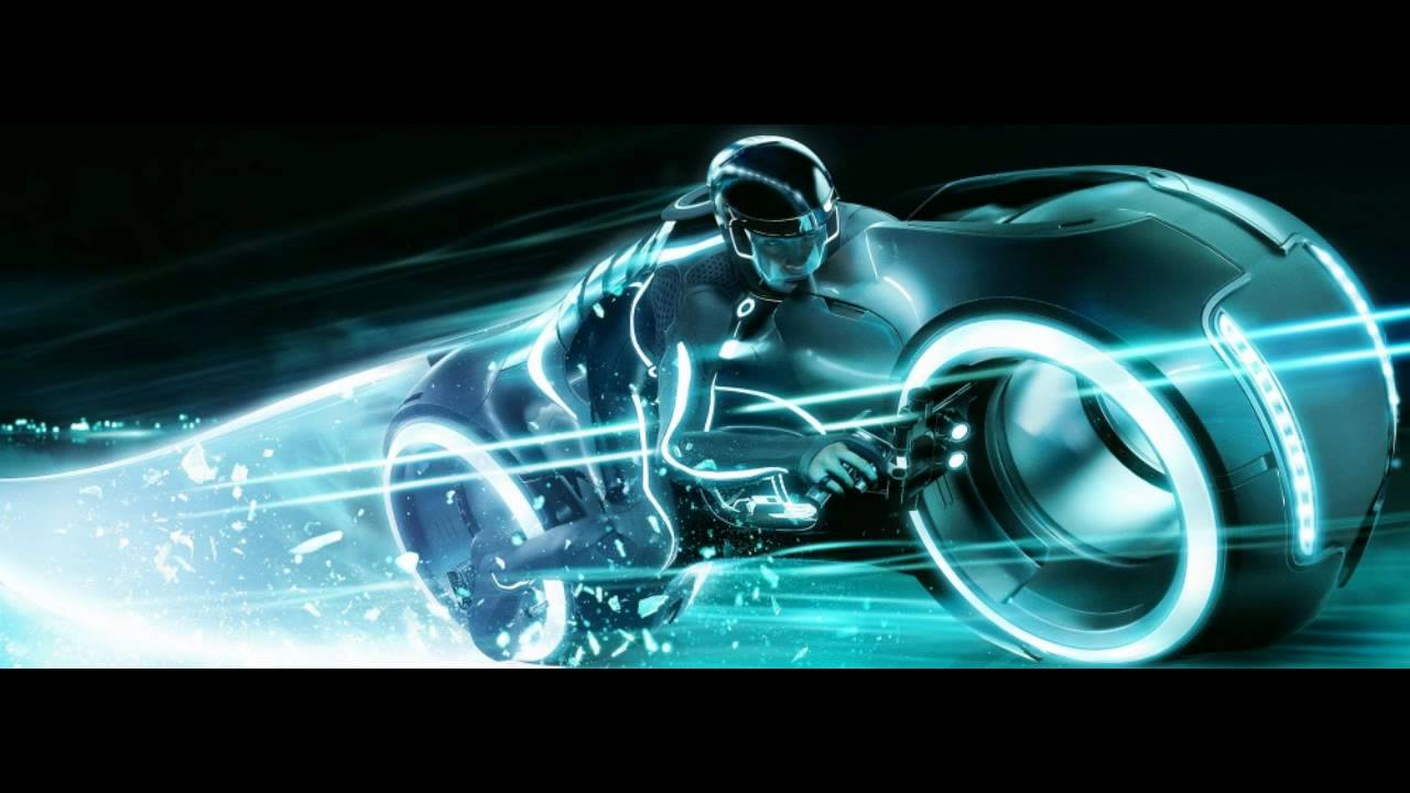 3d Yamaha Motorcycle Wallpaper Daft Punk The Game Has Changed Music Soundtrack From