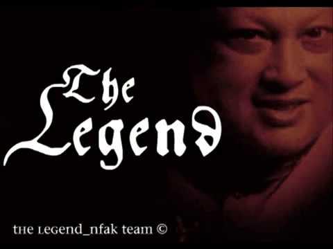 Hanjoo Akhian De Vede Wich Full Qawwali)   Nusrat Fateh Ali Khan  BY MALIK IMRAN AKBAR