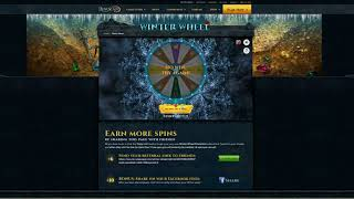 Edward10432's Wheel of Misfortune - Runescape Phishing Page