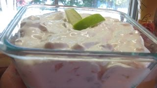 Fruit Salad in 3 minutes  -   Video  145