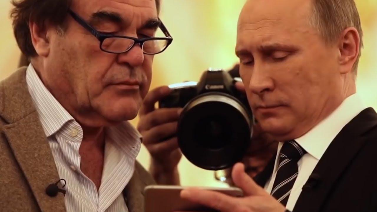 Как Путин показал Стоуну американские вертолёты